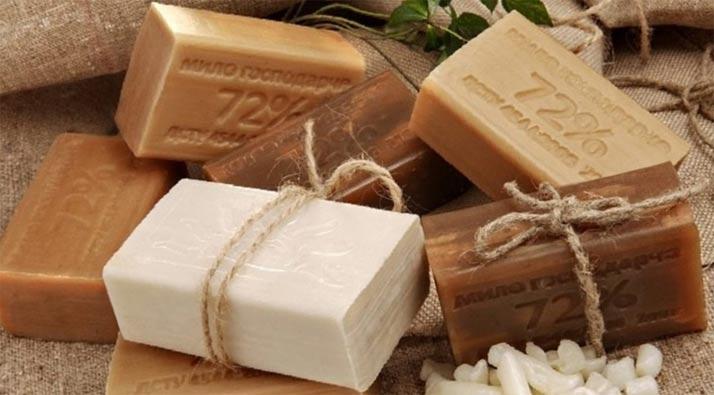 необычные свойства хозяйственного мыла
