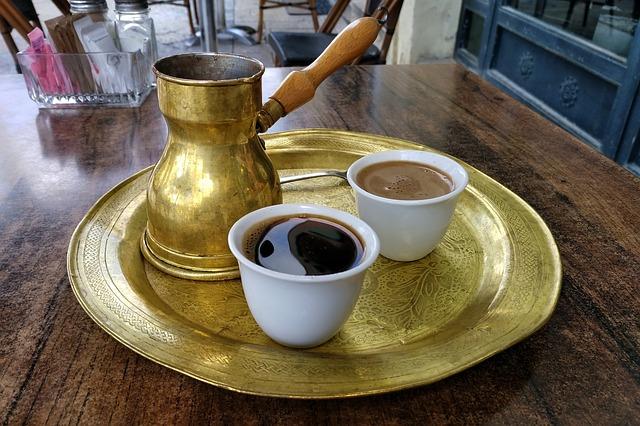 кофе, турка