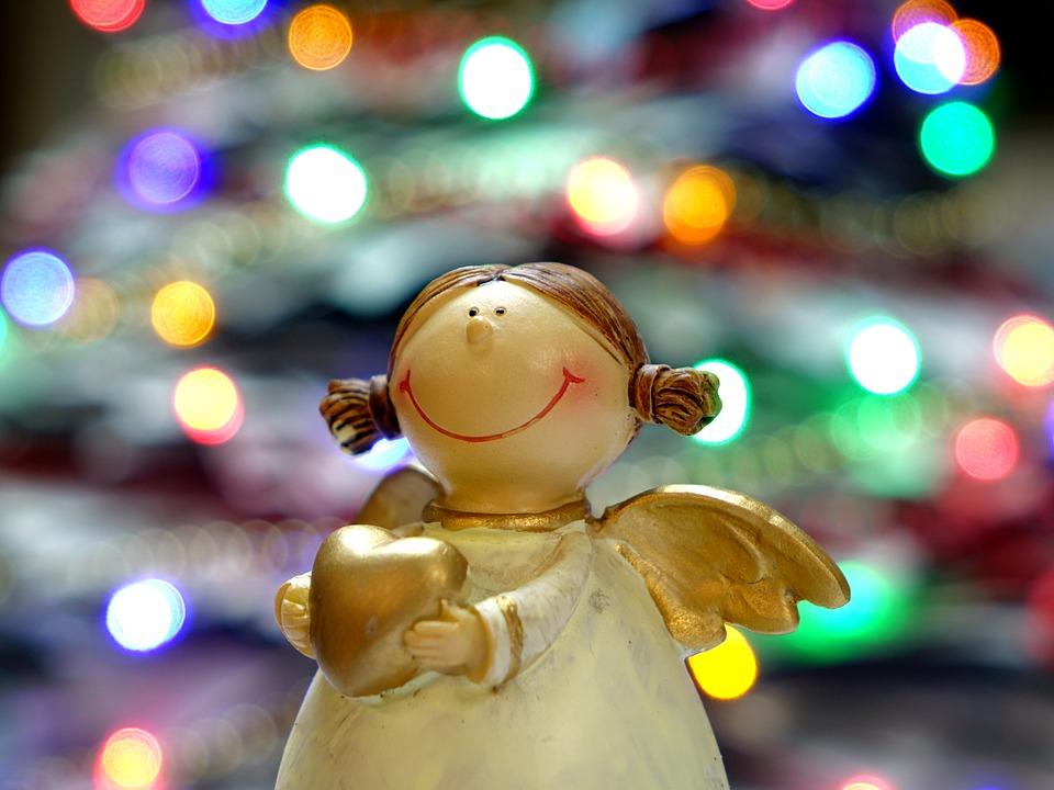 ангел подарок для Рака