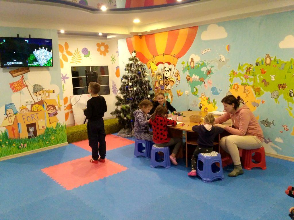 детская комната в отеле Трускавец 365