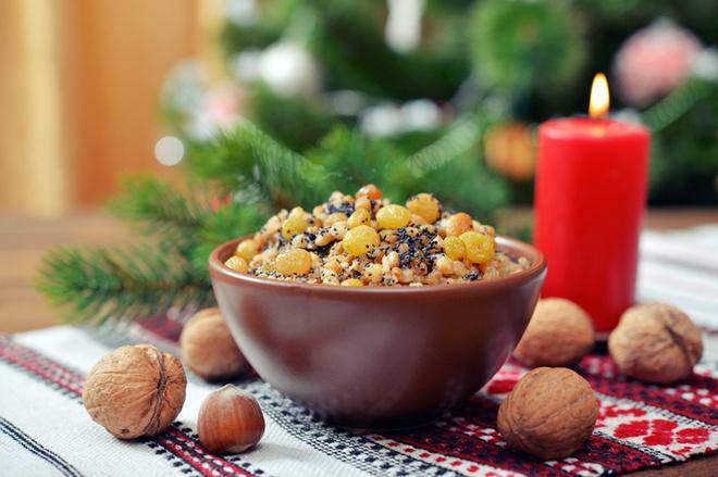 Рецепты кутьи для Рождественского сочельника