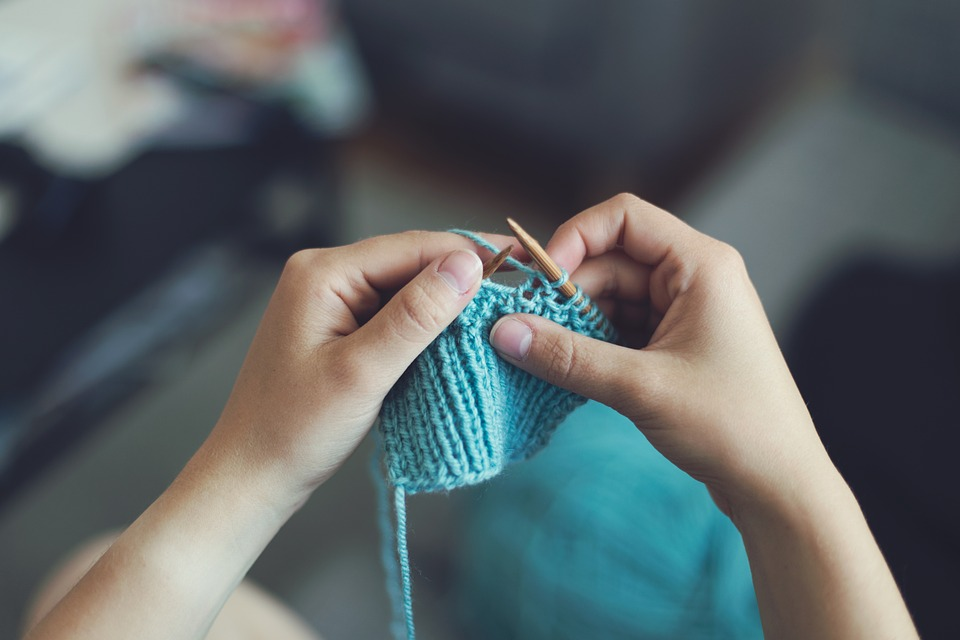 вязание помогает укрепить память