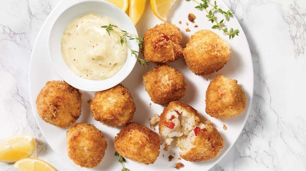 картофельные шарики для внуков от бабушки