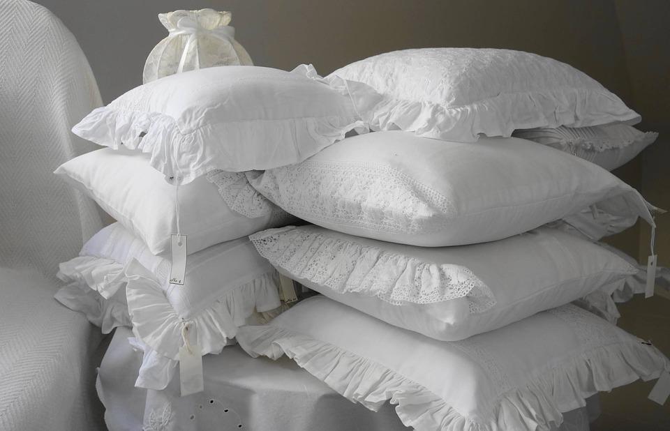 выбираем подушки для сна