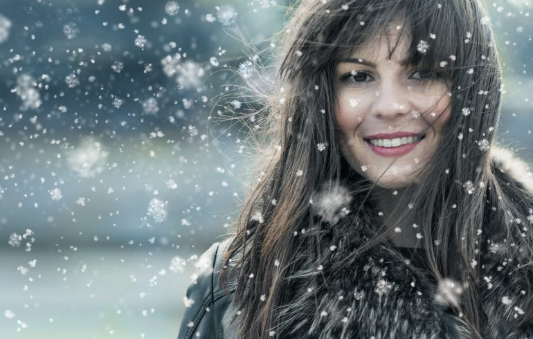 волосы, зима,красота, уход