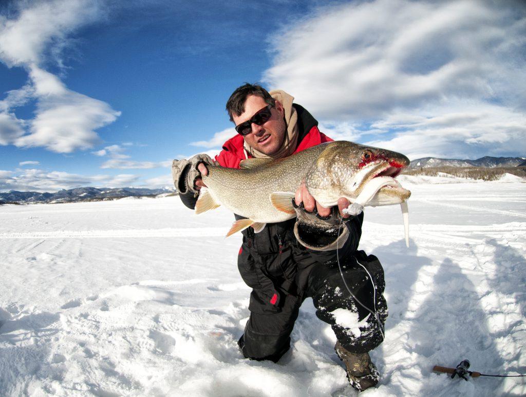 Рыбалка зима картинки
