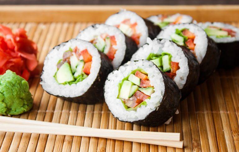 суши,рецепты,готовим дома