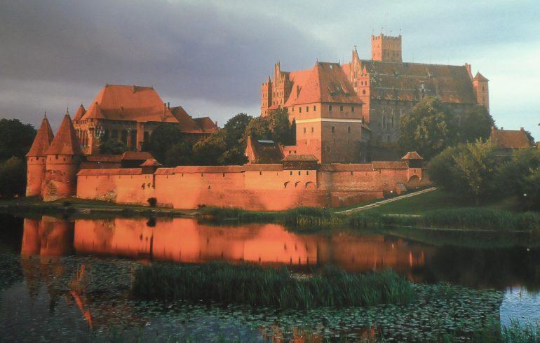 Как добраться до замка Мальборк в Польше