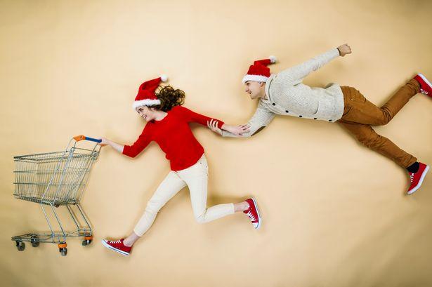 Как перед новым годом не разориться на покупках