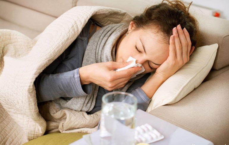 Лечение, насморк, здоровье