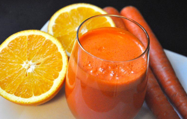 лимон,морковь,сок