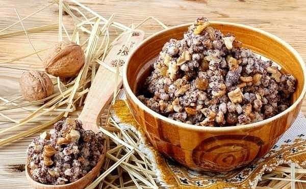 голодная кутья, украинские традиции