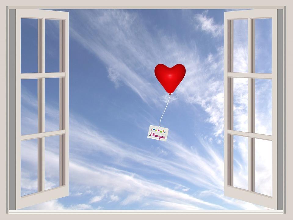 сердечко любовь