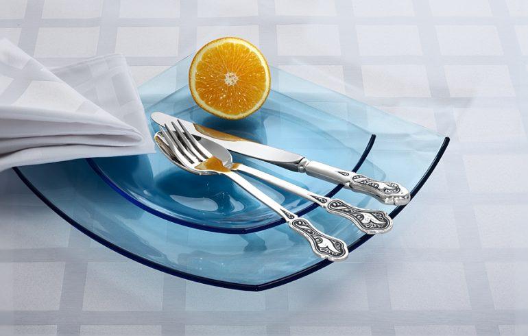 ржавчина и столовые приборы