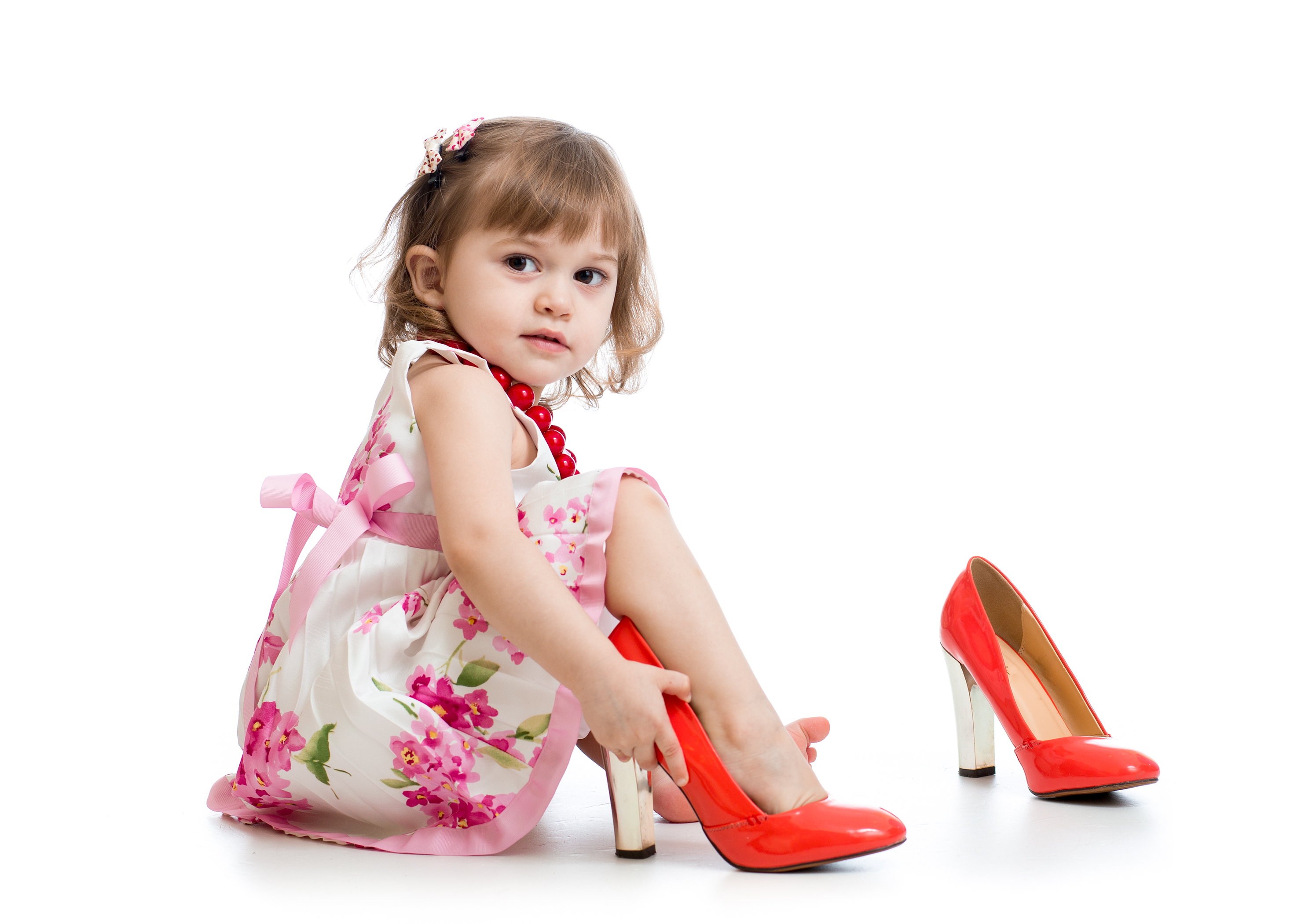 Мамины туфли картинка для детей