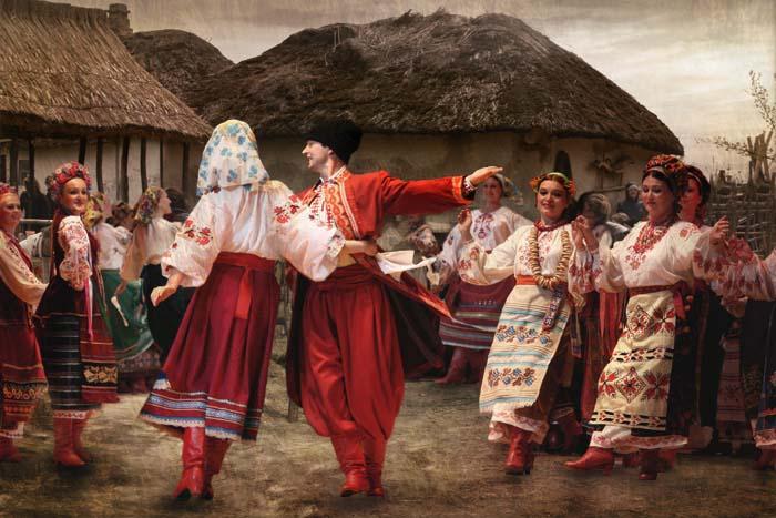 народные гуляния в Украине