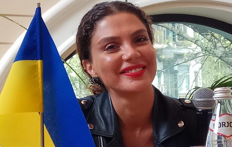Киев, конкурс, Евровидение, Грузия
