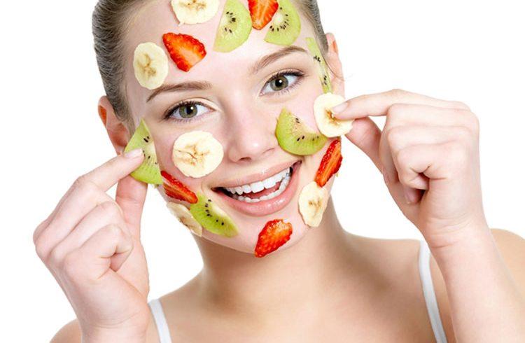 маски из фруктов