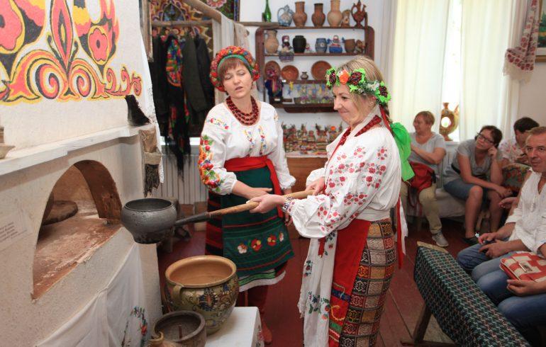 традиционный свадебный обряд на Полтавщине