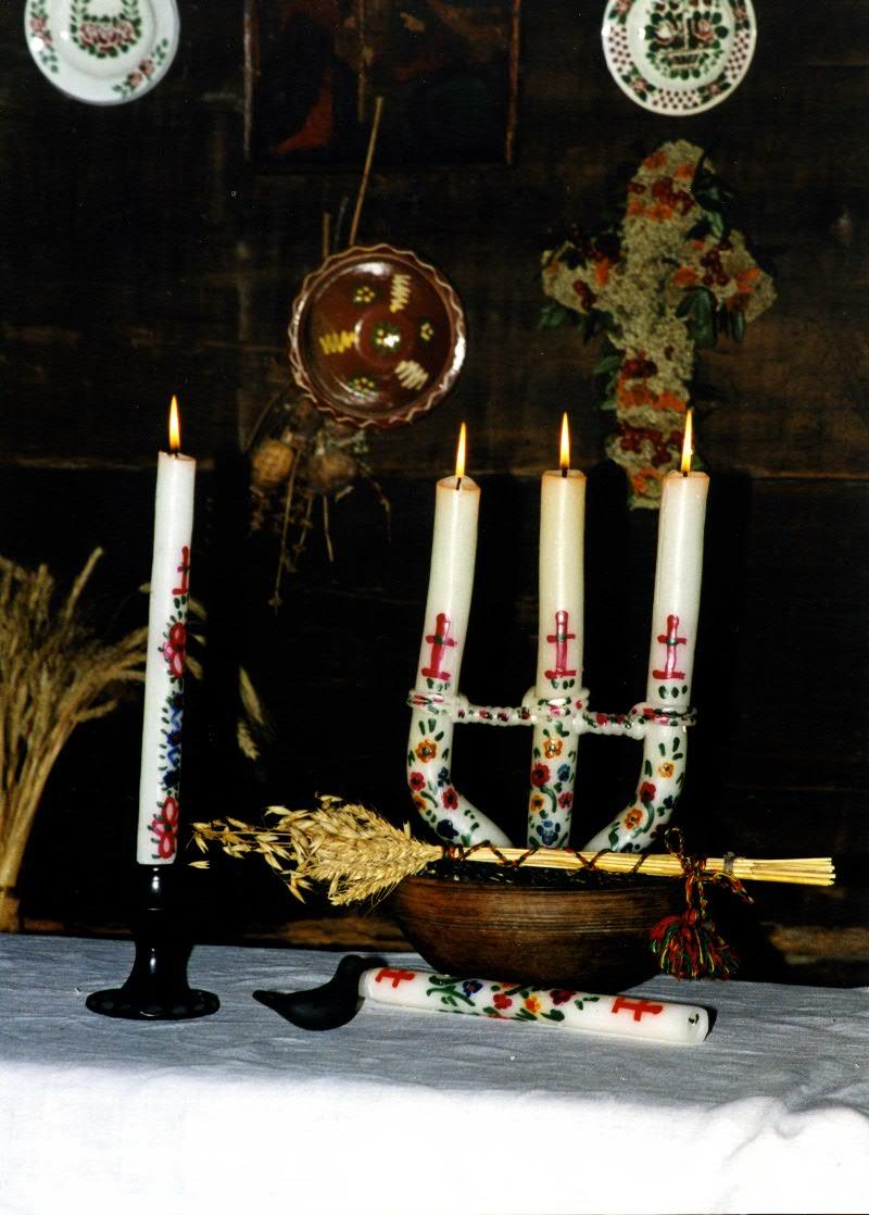 Покровская свеча