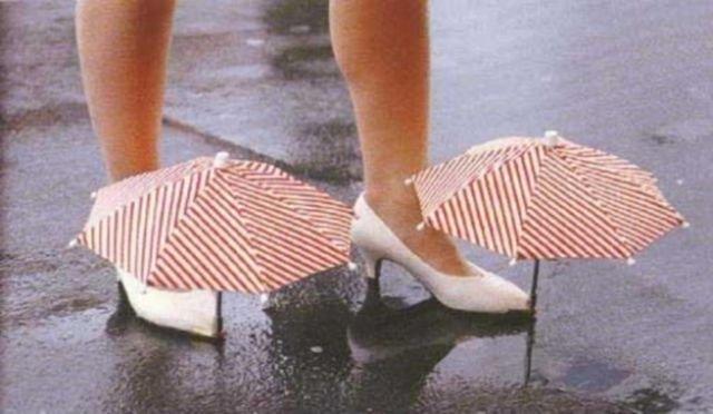 зонтик для обуви
