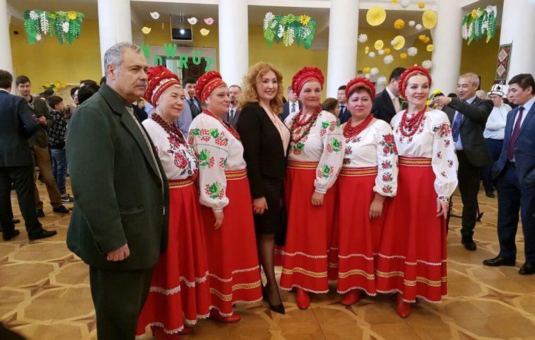 В Киеве Новруз Байрам
