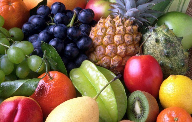 узнать характер помогут фрукты