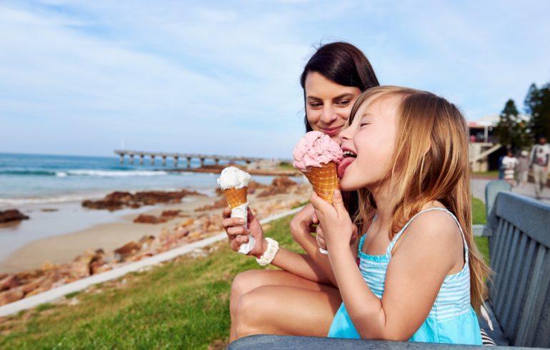 Мороженое: вред или польза