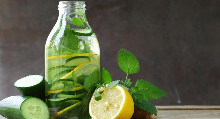 Вода Сасси поможет похудеть