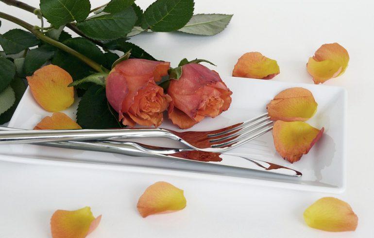 ТОП -5 кулинарных рецептов из розы