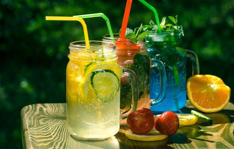 готовим натуральные лимонады