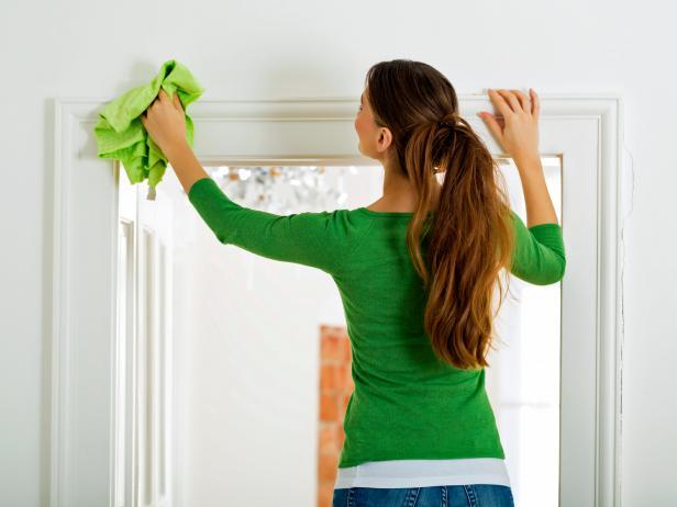 использовать глицерин при мытье окон