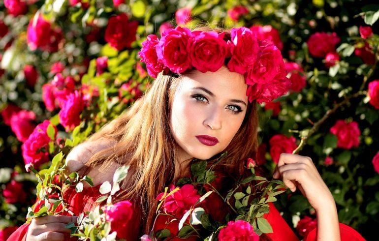 Роза спасет от мигрени и гипертонии
