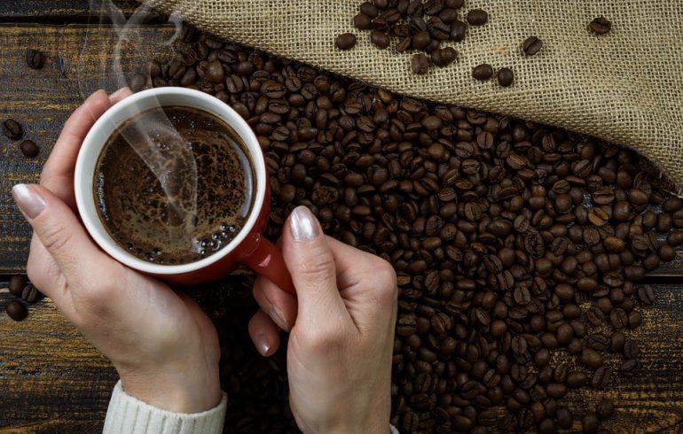 Как кофе вылечил грибок