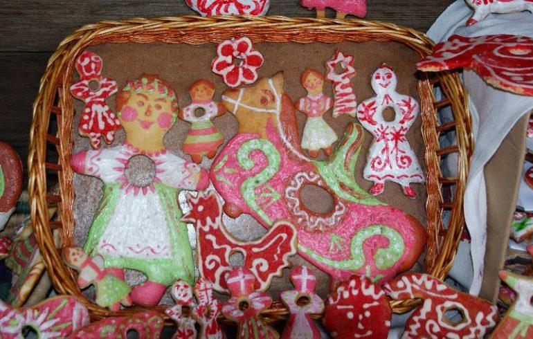 как приготовить медовое печенье на Покрова