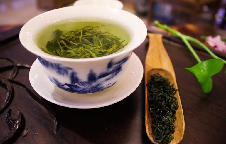 полезно пить зеленый чай