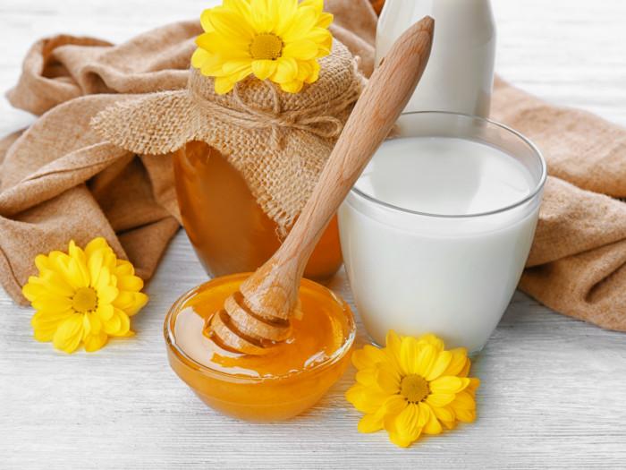 ТОП- 8 целебных рецептов на основе молока