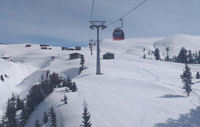 Вострим лыжи в Годердзи