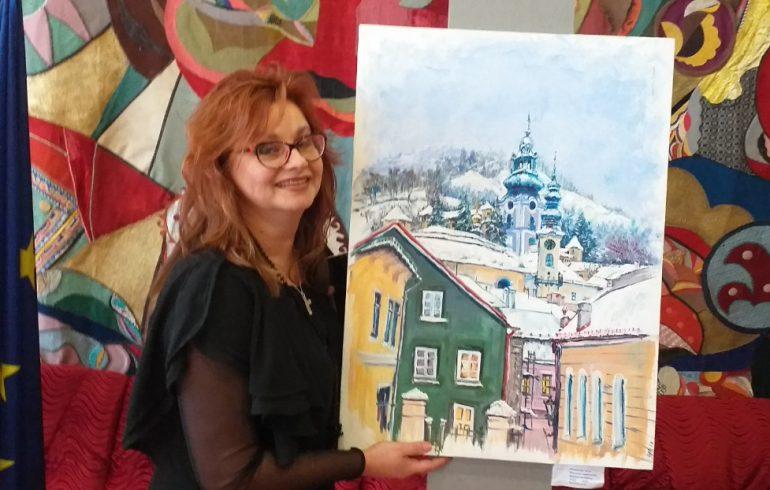 конкурс. выставка, Словакия