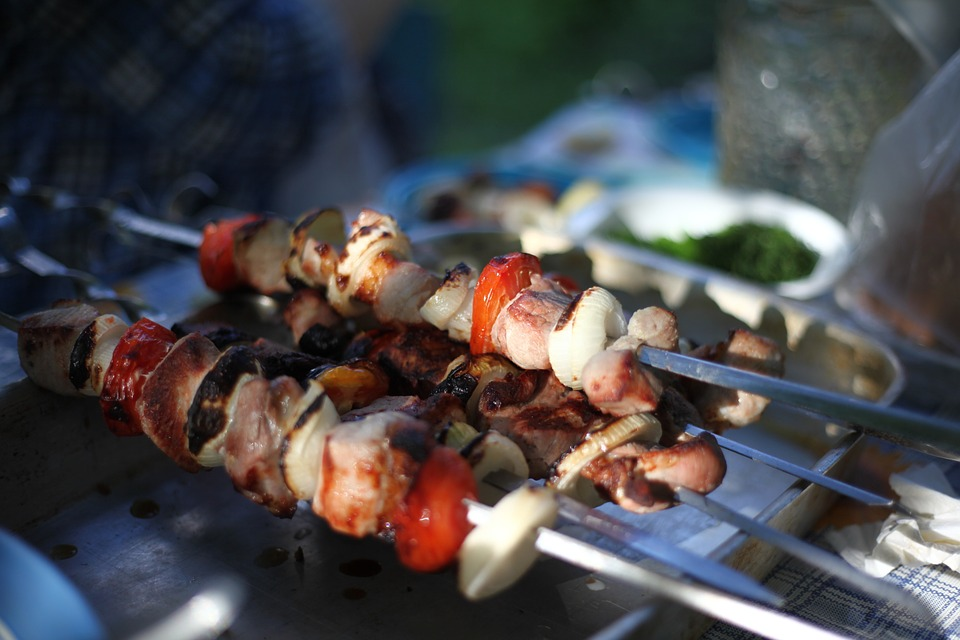 рецепт свиного шашлыка