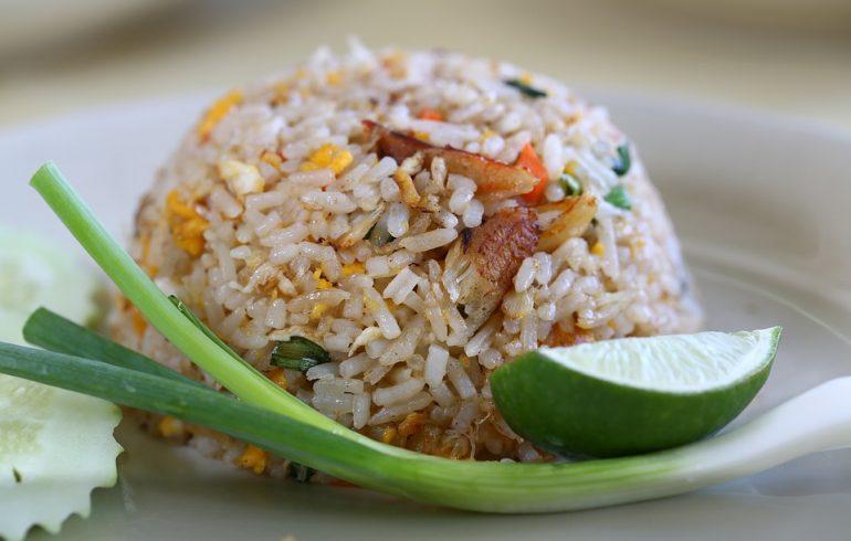 Вкусные и необычные гарниры из риса