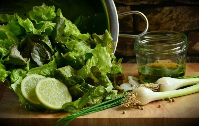 здоровье, польза, лук, салат, фенхель, укроп