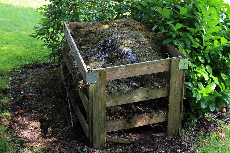 как сделать компост из отходов