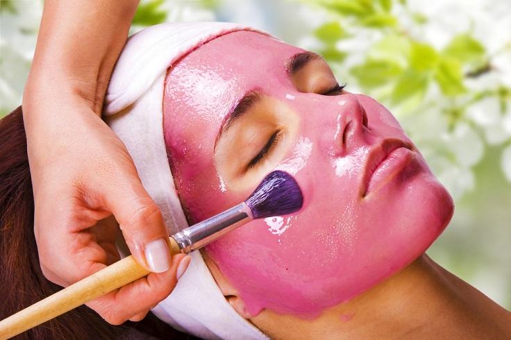 маска из клубники полезна для кожи