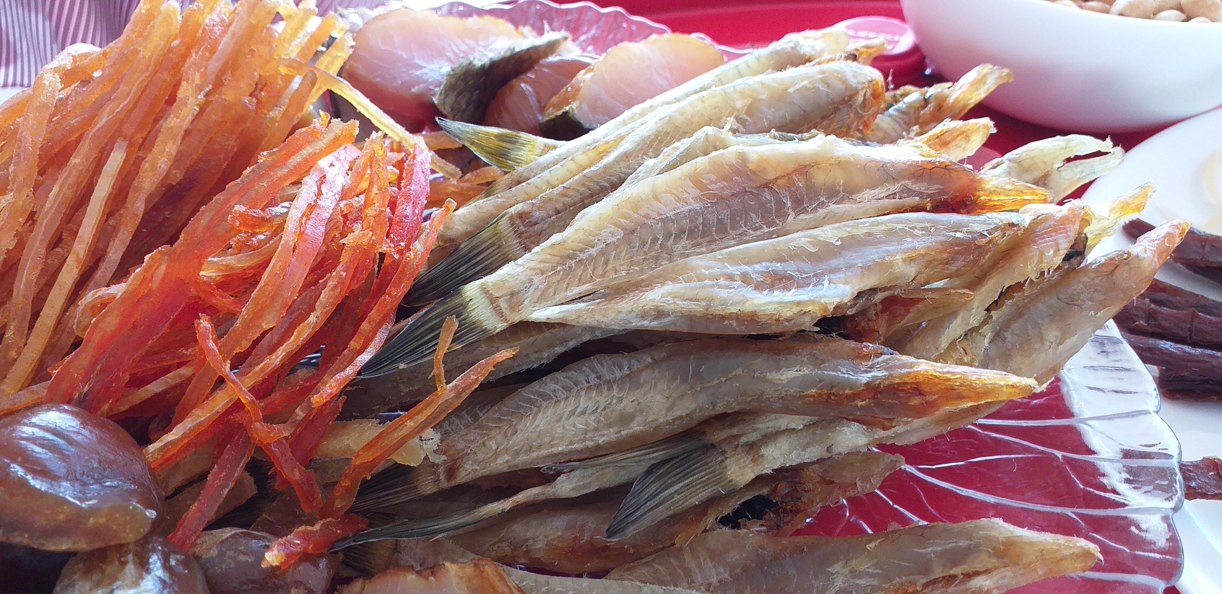 Бычки и другие рыбные деликатесы
