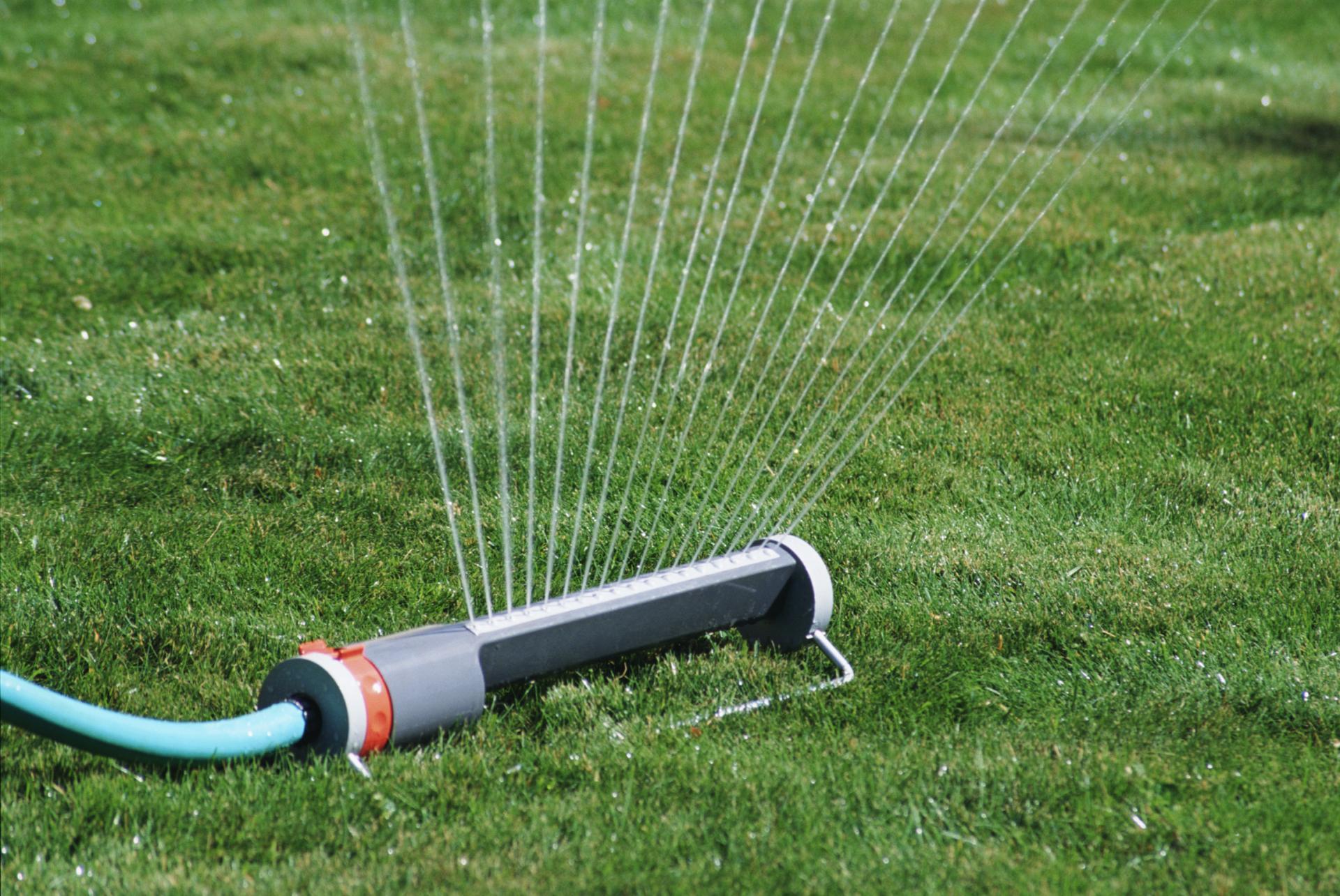 система полива дождевание