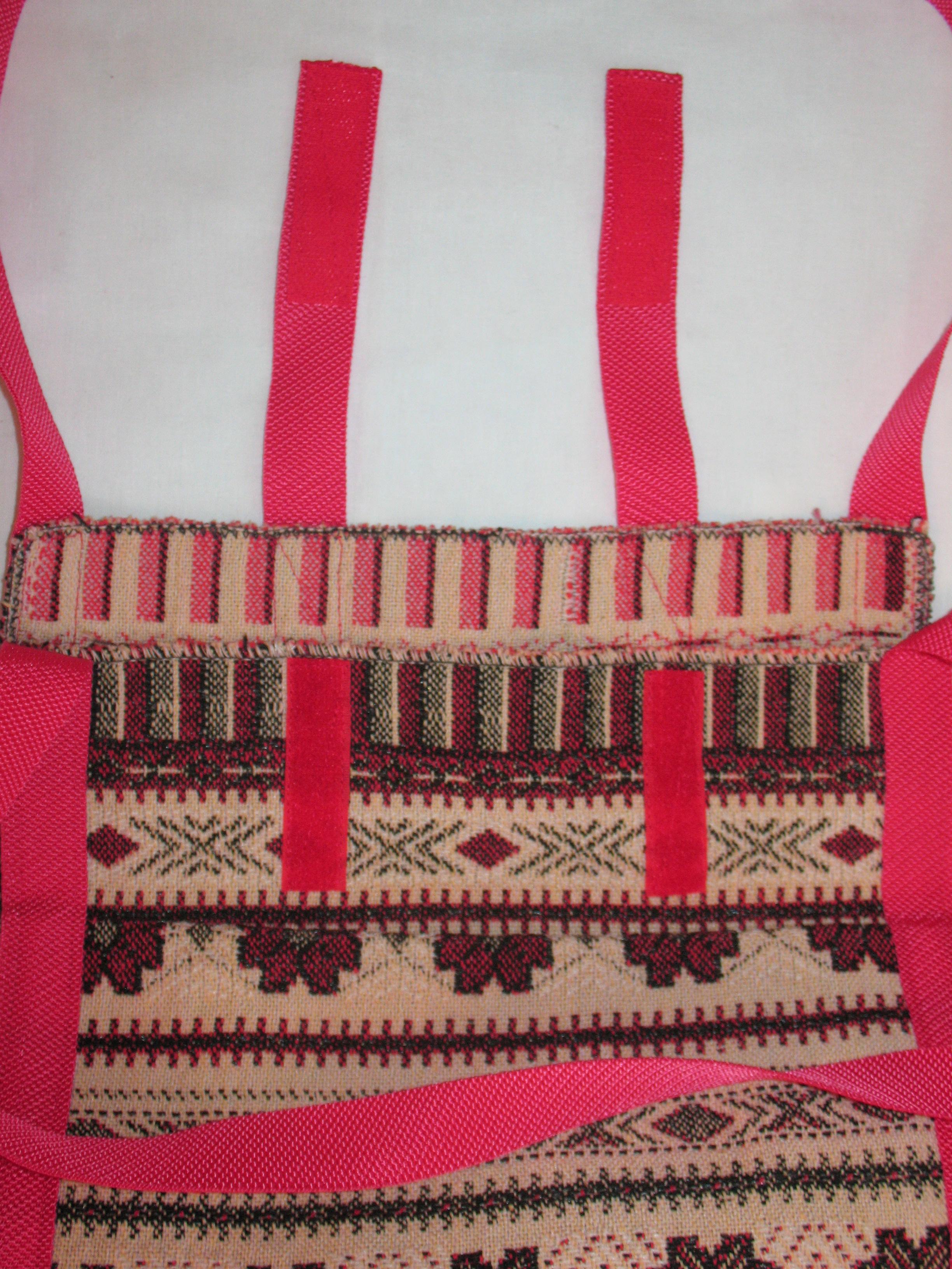 Пляжная сумка-покрывало