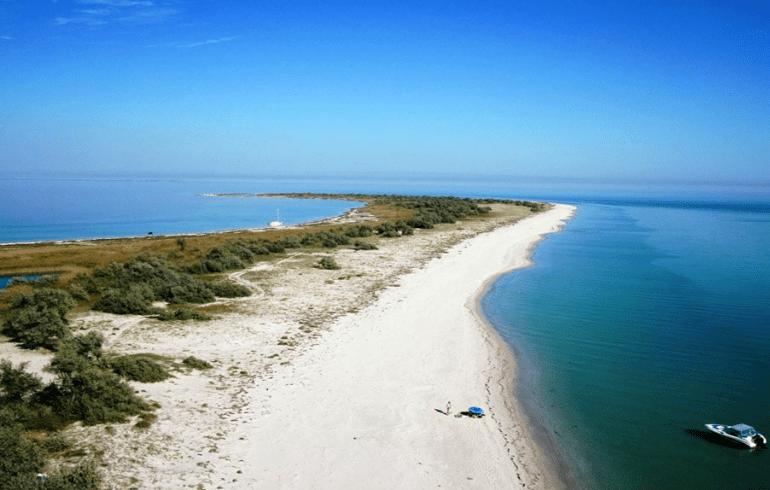 Необитаемый остров: курс на Джарылгач
