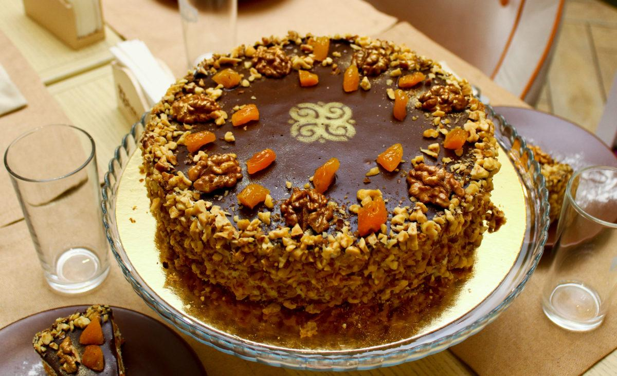 фирменный торт Херсон