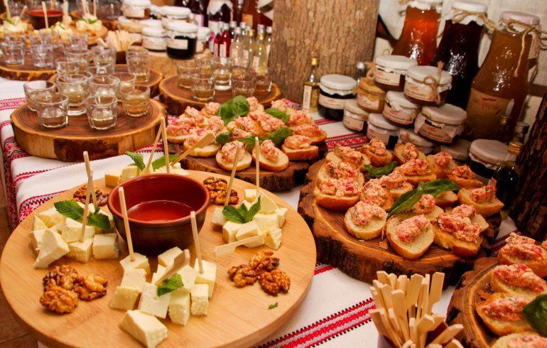 Вкусные блюда местной кухни Херсонской области